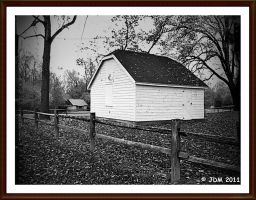 Autumn Shed by JDM4CHRIST