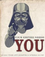 Empire Needs You by pezet94