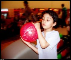 Bowling In Dubai by Jupit3r