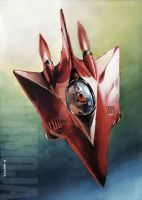 GREAT MAZINGER's BRAIN CONDOR by Gedamo