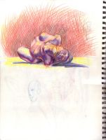 1998 - Sketchbook Vol.6 - p090 by theory-of-everything