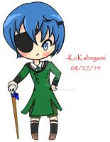 Ciel Chibi by Daughter-of-Kabegami
