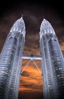 The Twin Tower by jan2710