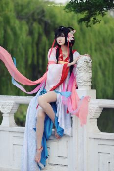 VOCANESE - LUO TIANYI by vaxzone