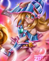 Dark Magician girl by axouel2009