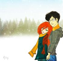 a warm winter by ljiuy