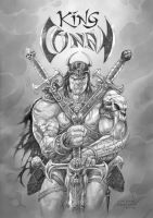 King Conan by SinkoSiete