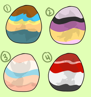 Egg Adopts -CLOSED- by DeerestHammy