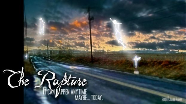 The Rapture by latinbassist