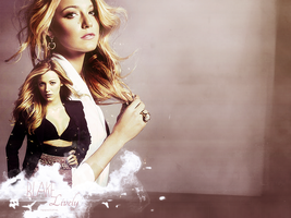 Blend Blake Lively by theskyinside
