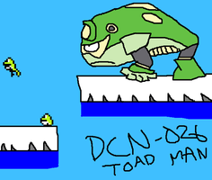 DCN026 TOAD MAN by viviG