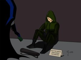 Arrow fund by The-Black-Panther