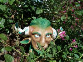 Cernunnos Bust - Completed 5 by vampire-L