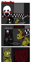Springaling 184: Question Authority by Negaduck9