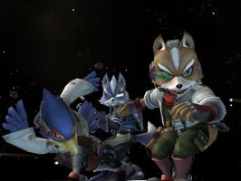 From the Starfox universe by nintenerd