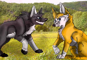 Point Commission - Summer Lovin' by X-x-Magpie-x-X