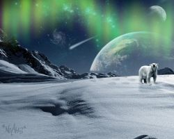 Northern Lights V.2 by nuaHs