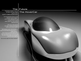 The Hover Car by firextol