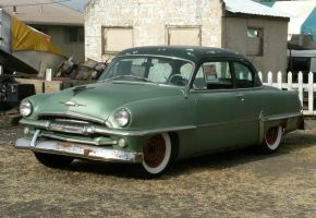 '54 Plymouth 4 sale by finhead4ever