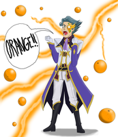 30 Day Drawing Challenge: Day 20-Orange! by dio25