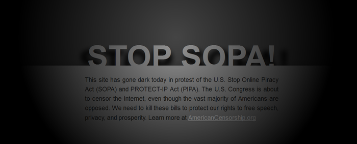 STOP SOPA!!!!!!!!!!!!!!!!!!!!!!!!!!!!!!!!! by Tompach