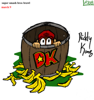 Monkey in a Barrel by PilgrimJohn