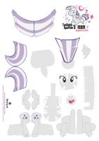 Twilights Mom Papercraft Pattern by Kna
