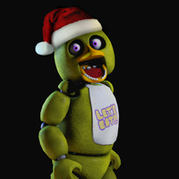 Christmas Chica DeviantID by gold94corolla