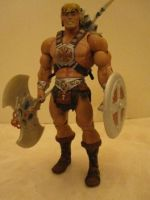 HE MAN VERSION TWO by efrece