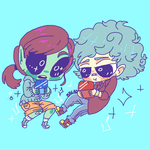 C00l kids by bread-with-cheeze