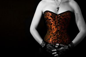 Emma - Corset by theblindfrog