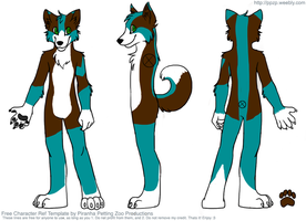 Cato Anthro Reference Sheet by Speckledleaf
