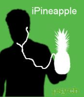 iPineapple by psyched4psych