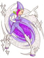 Winx Club - Tecna again by kimberly-castello