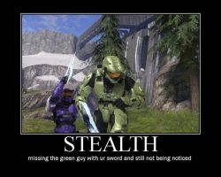 Stealth by ODST-Training