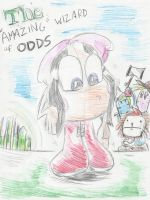 The AMAZING Wizard of Odds by CreeperReaper72