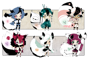 [CLOSED] ADOPT AUCTION 108 - Enigma by Piffi-adoptables