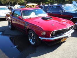 1969 Ford Mustang III by Brooklyn47