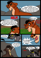 The Lion King Prequel Page 46 by Gemini30