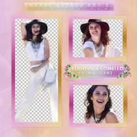 Lodovica Comello Photopack PNG by bubblegumhq