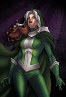 shrouded rogue by JamieFayX