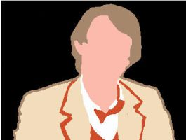 Peter Davison by TheFemaleDoctor1073
