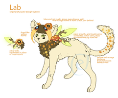 Lab redesign by elritch