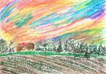 Colorful Sky by Sobola