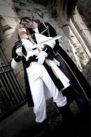 Pandora Hearts - Cruel Fate by blademaster57
