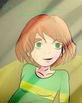 Chara by LordOfSam