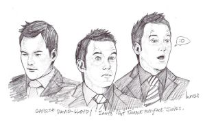 Torchwood - Ianto Jones by bunnyluz