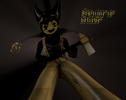 (SFM) Its time to believe by WolfyVampire23