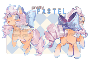 MLP: Pretty Pastel Auction HB: 28 USD [CLOSED!] by xiorn