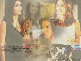 rizzoli and isles. Keep bleeding love by MagicBeyondWords